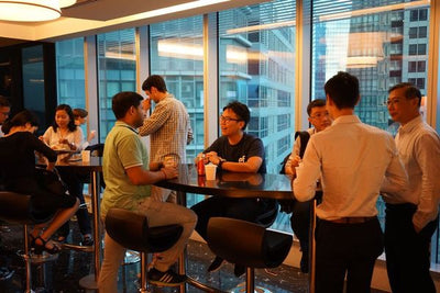 Asia Big Data Association Meetup 3: Impact and Issues of Big Data on Businesses Today