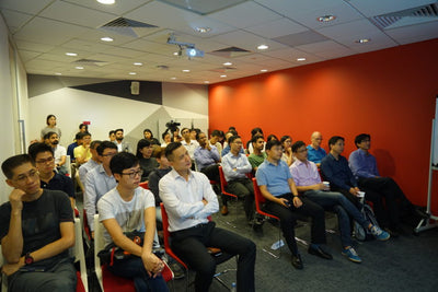Asia Big Data Association Second Meet-up: Fintech & Big Data