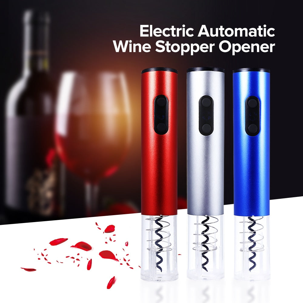 dcad440d0527b Electric Wine Opener Automatic Corkscrew
