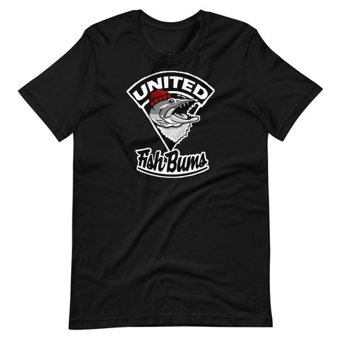 United Fishbums Unisex Premium T-Shirt
