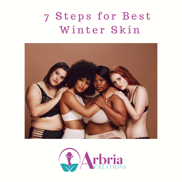 7 Steps for Best Winter Skin