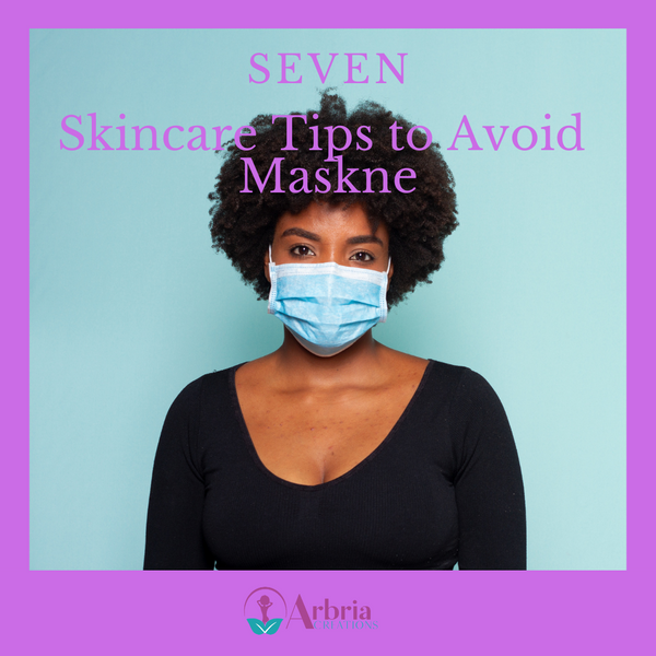 7 Skincare Tips to Avoid Maskne