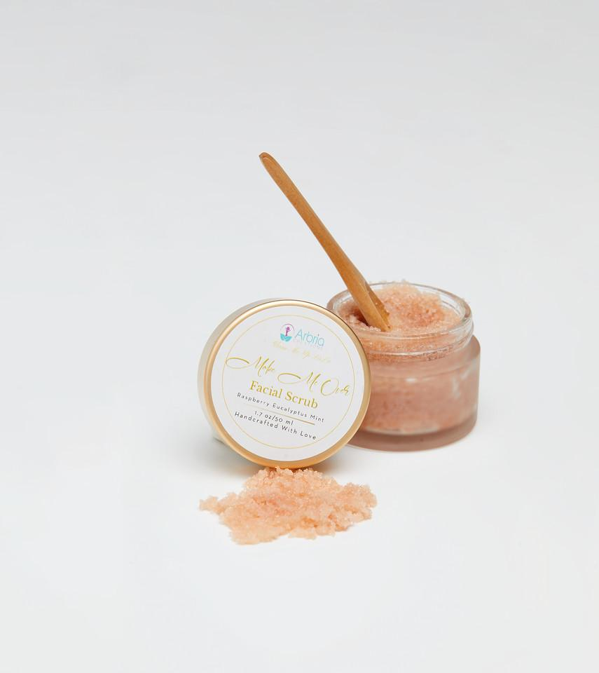 Make Me Over - Facial Scrub