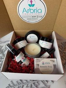 """All About Me"" Self-care Box"