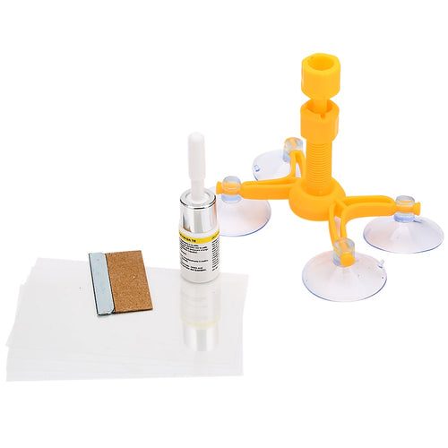 DIY Cracked Glass Universal Repair Kit