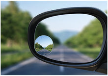 Load image into Gallery viewer, Blind Spot Convex Mirror 360º Rotatable For Car