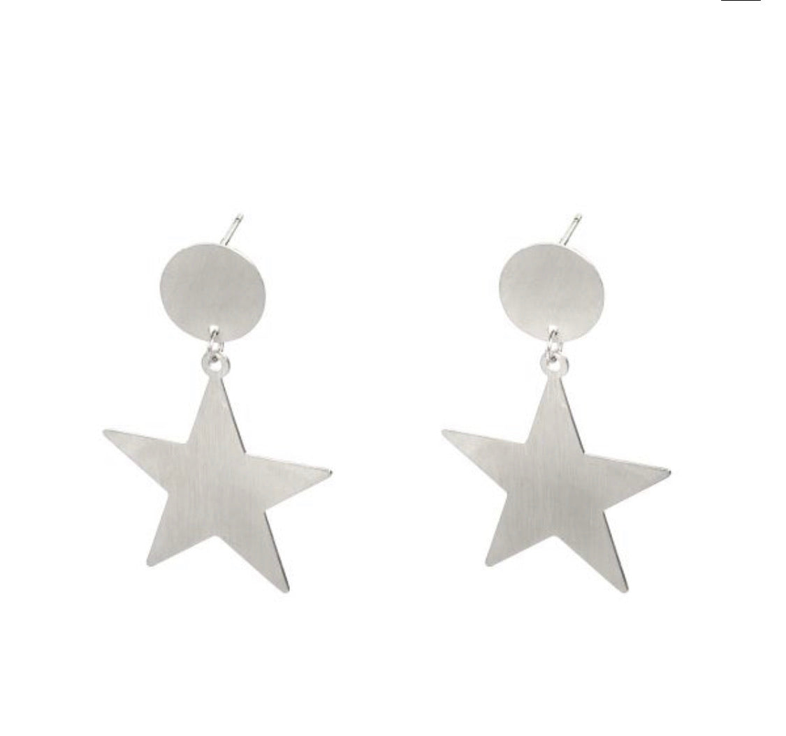 Rockstar Drop Earrings