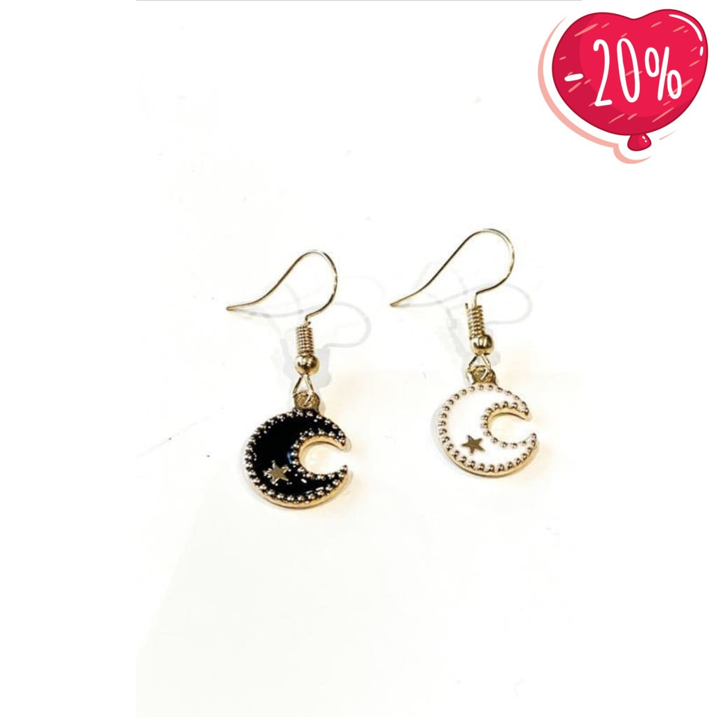 MONO MOON Earrings - Earrings
