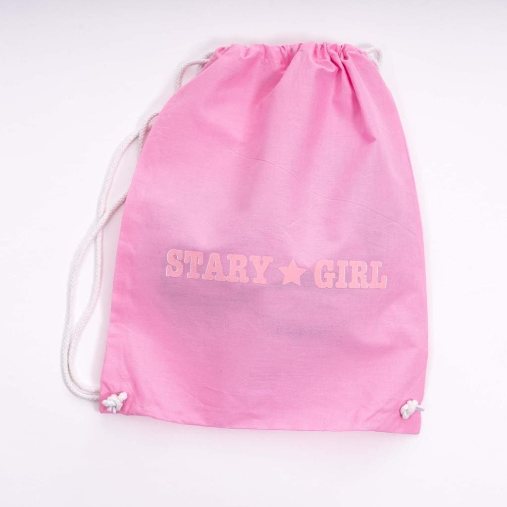 STARY GIRL DRAWSTRING BAG - Bag