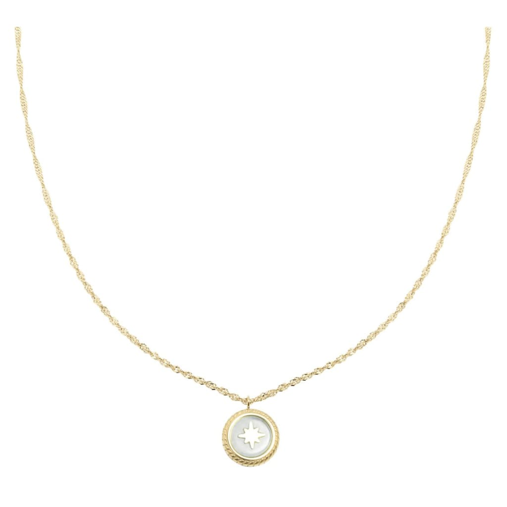 STARY NORTHERN STAR Necklace - Necklace