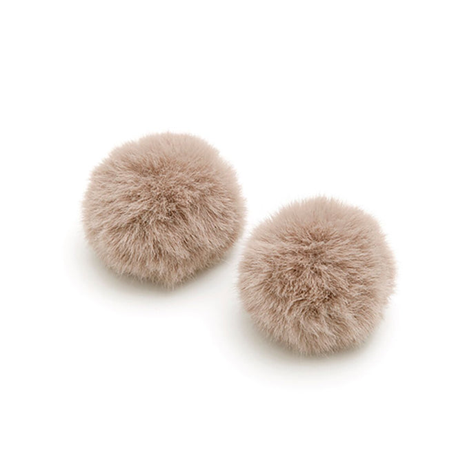 Pom Pom in Nude Bauble