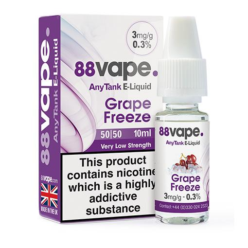 88Vape Grape Freeze