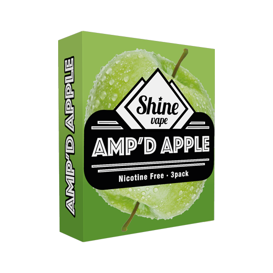 Shine Amp'd Apple (VG) - Exp Feb '20