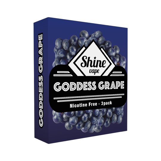 Shine Goddess Grape (VG) - Exp Feb '20