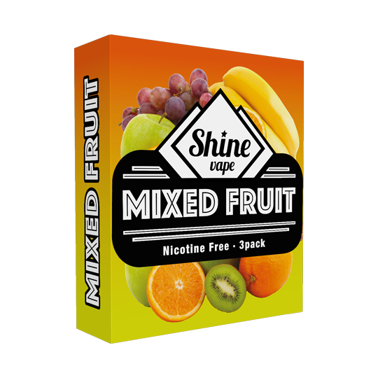 Shine Mixed Fruit (VG) - Exp Feb '20