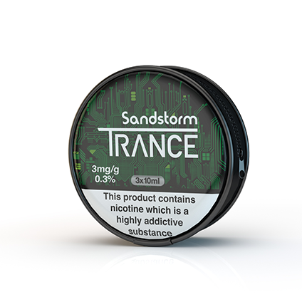 Trance Sandstorm (Apple Slush - VG)