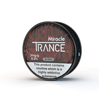 Trance Miracle (Strawberry, Watermelon & Mint - VG)