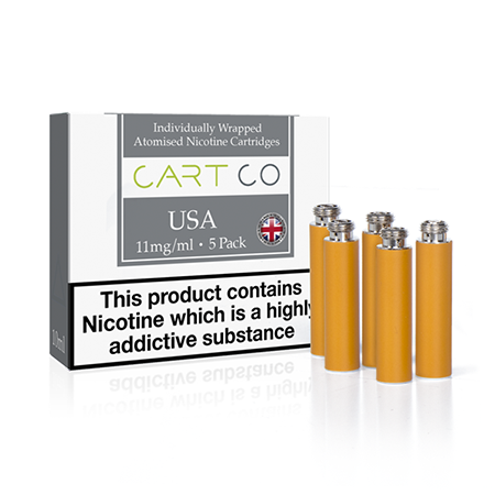 Cart Co USA Tobacco Cartomizer Refills