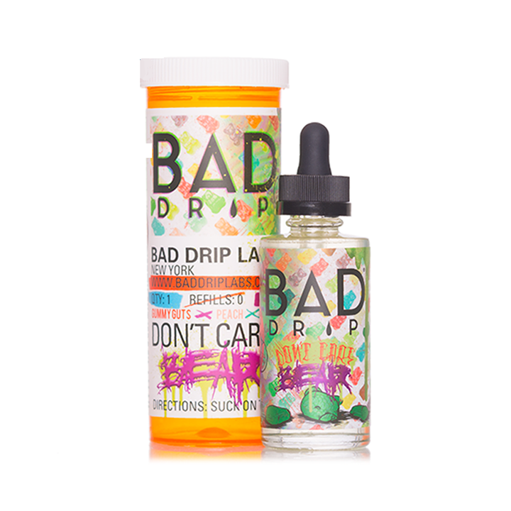Bad Drip Don't Care Bear Short Fill (VG)