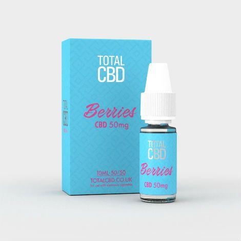 Total CBD Berry Burst CBD E Liquid