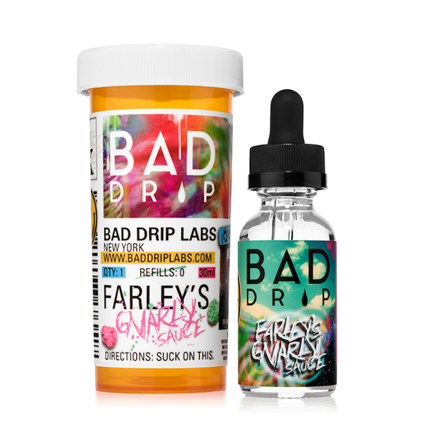 Bad Drip Farley's Gnarly Sauce Short Fill (VG)
