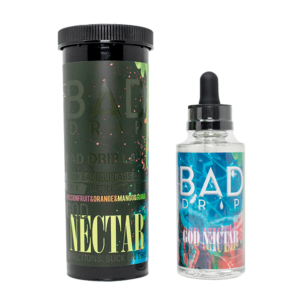 Bad Drip God Nectar Short Fill (VG)