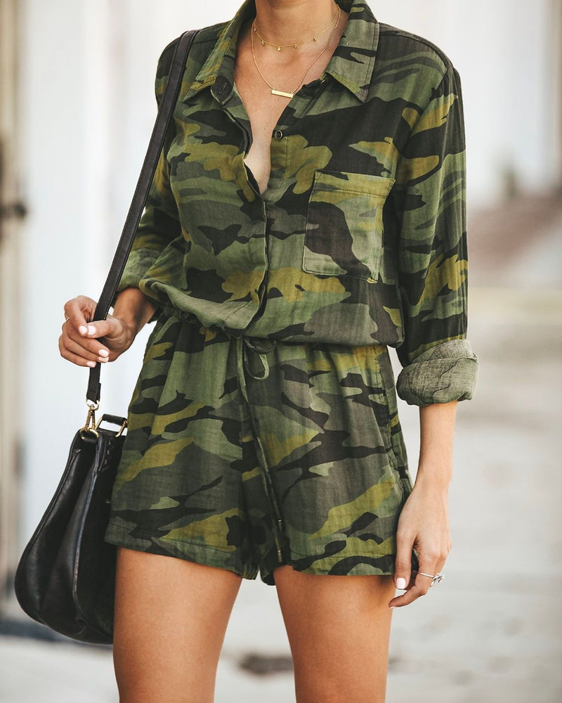 The Rebel Romper