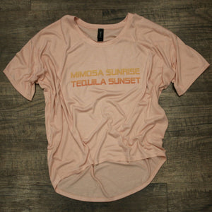 The Mimosa Sunrise Tee
