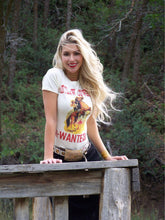 Load image into Gallery viewer, Outlaw Cowgirl Graphic Tee