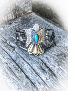 The Thunder Bird Cuff