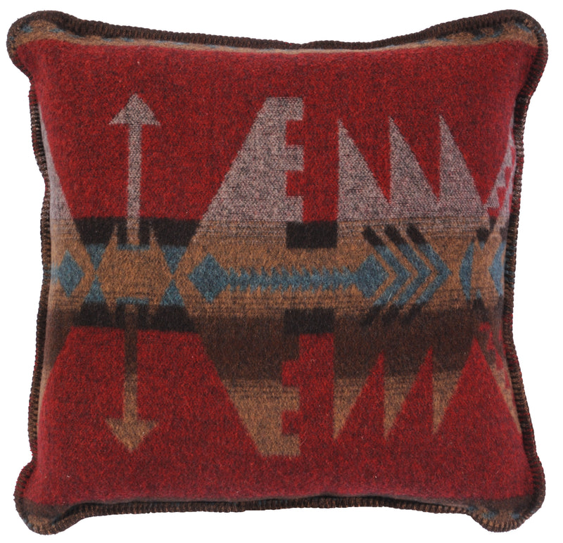 The Yellowstone Pillow