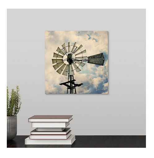 Echoes of the Wind Canvas Wall Art