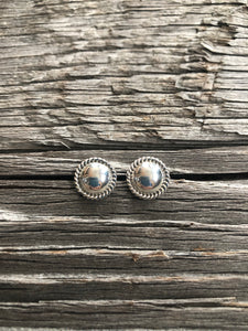 Ana Sterling Silver Stud Earrings