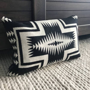 The Los Ojos Pillow