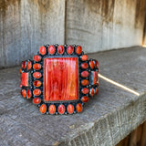 The Wyoming Sunset Cuff