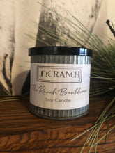 Load image into Gallery viewer, The Ranch Bunkhouse Crackling Soy Candle