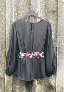 The Piper Blouse