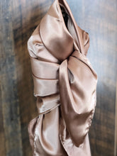 Load image into Gallery viewer, Cappuccino Wild Rag Scarf