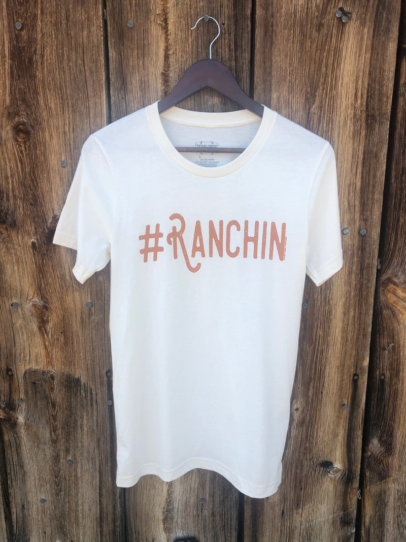 Just Ranchin Tee