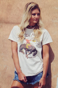 The Buckaroo Graphic Tee