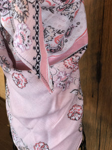 Who Loves Pink Wild Rag Scarf