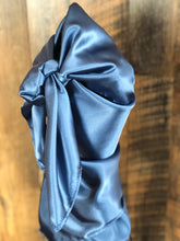 Load image into Gallery viewer, The Dusty Blue Wild Rag Scarf