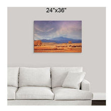 Load image into Gallery viewer, The View from Home Canvas Wall Art
