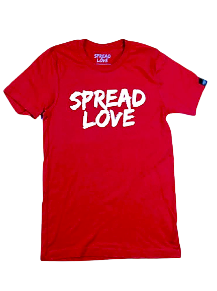 Spread Love Tee Limited Edition (Pre-Order Only)