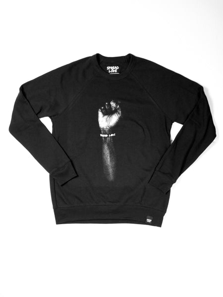 Fight The Power Hate Crewneck