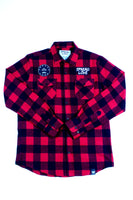 Spread Love Flannel Long Sleeve