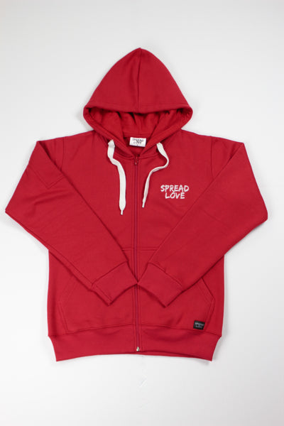 Women's Zip Up Hoodie (pre-orders end 18/11)