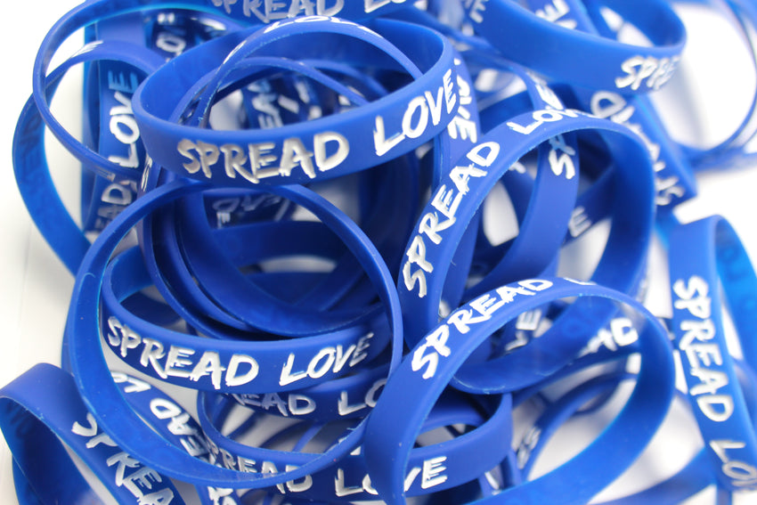 Spread Love Wristband