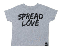 Spread Love Toddler Tees
