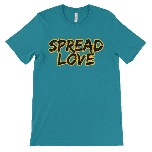 LIMITED EDITION Spread Love Unisex Bahamas Tee